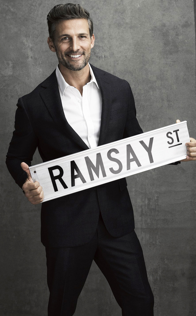 Tim Robards, Neighbours, Pierce Greyson