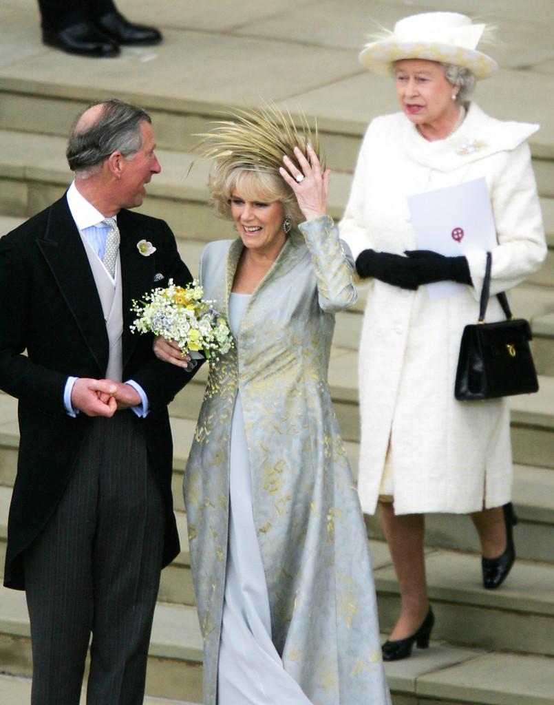 Prince Charles, Camilla, Queen Elizabeth II