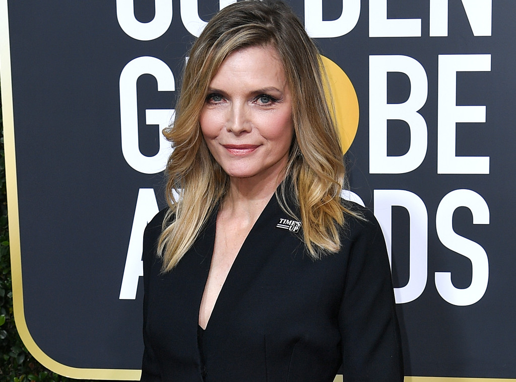 Michelle Pfeiffer, 2018 Golden Globes Awards