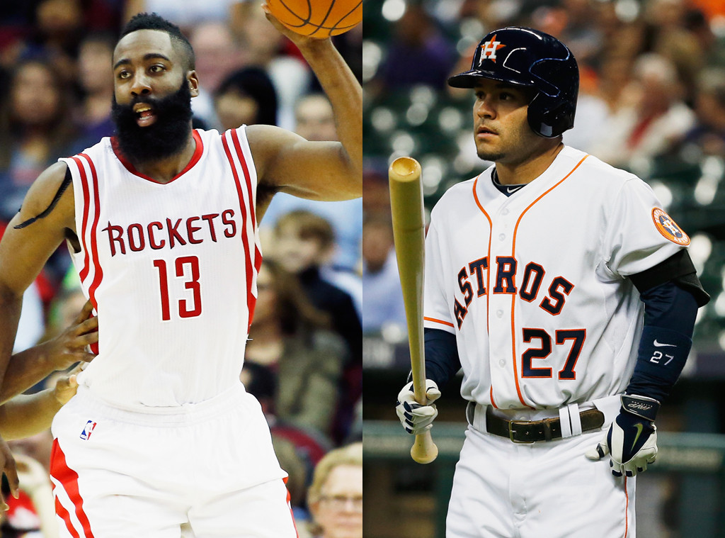 Jose Altuve, James Harden