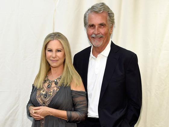 Barbra Streisand fête ses 20 ans de mariage avec James Brolin