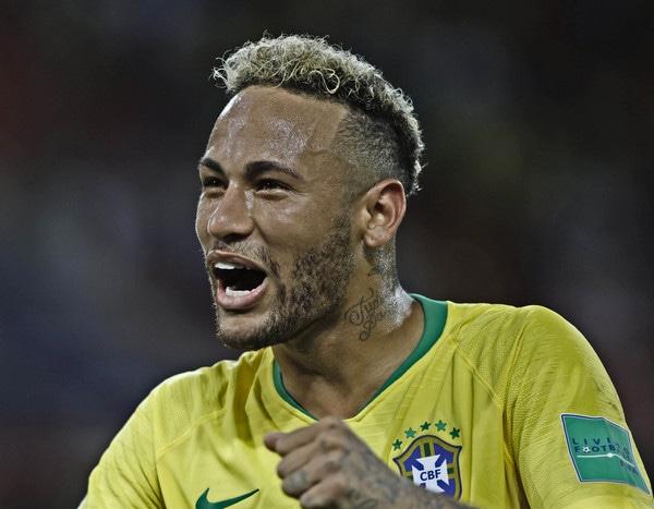 El neymar challenge se convierte en una popular - Los fernandez alfombras ...
