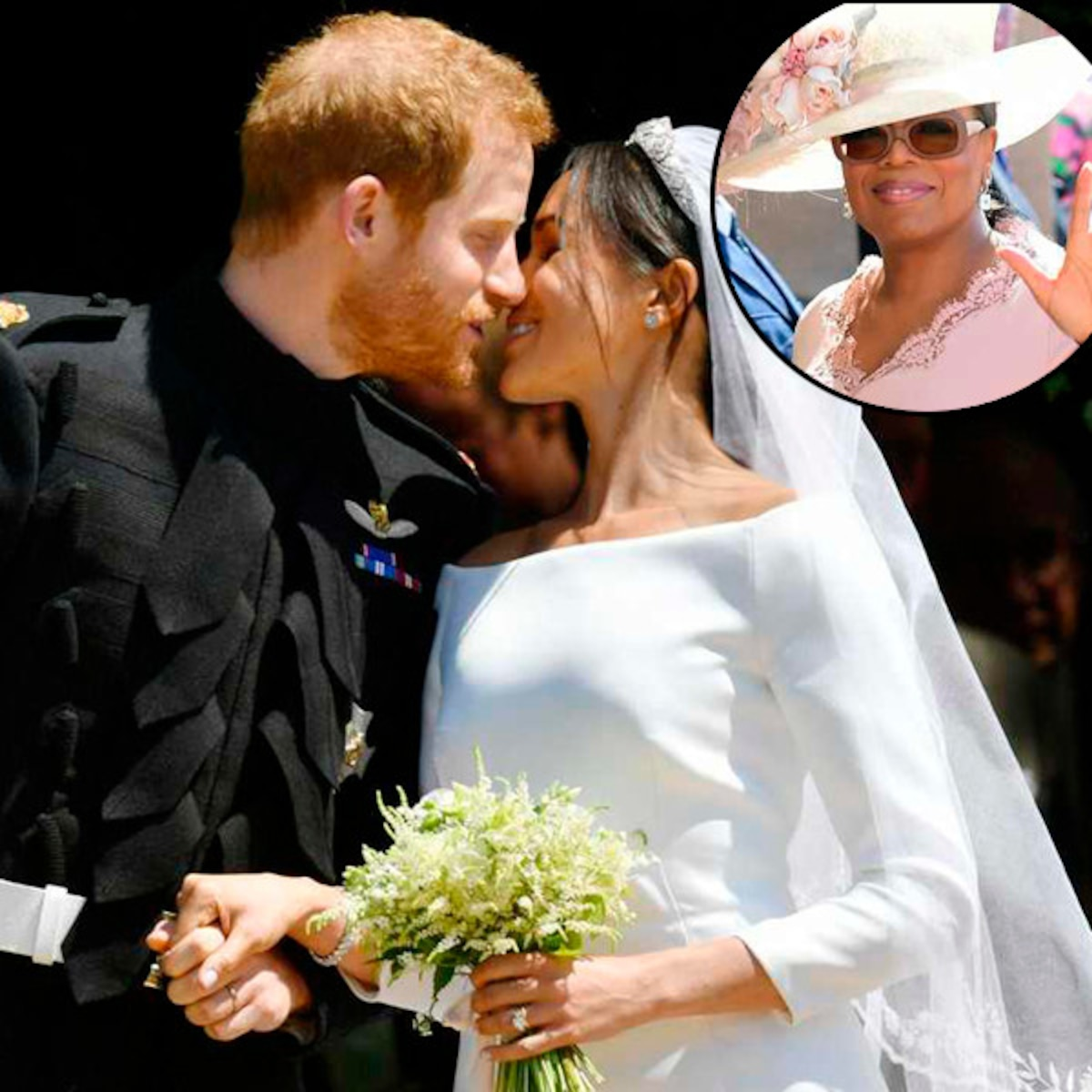 Suits Cast Talks About Meghan Markle S Royal Wedding E News