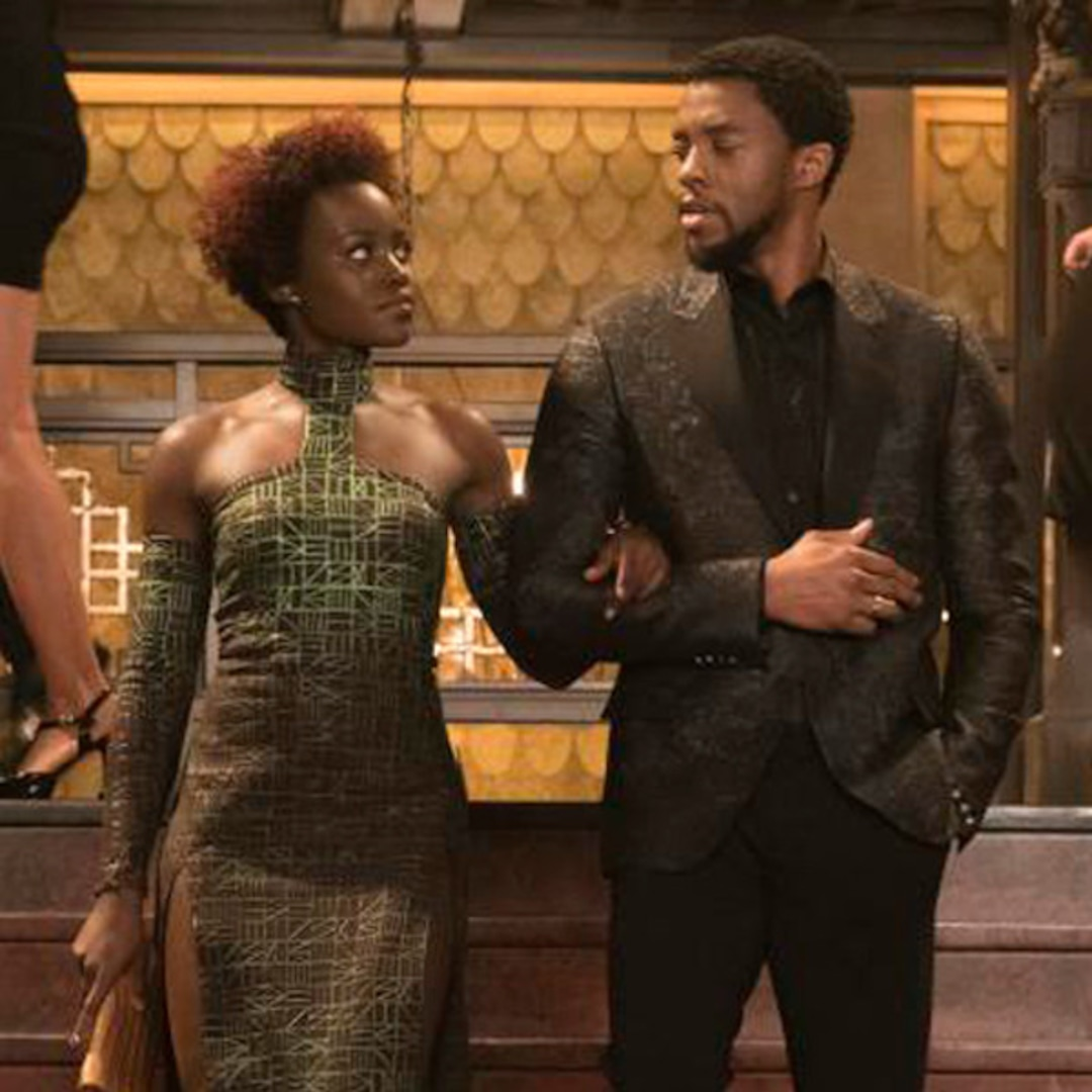 Photos From Black Panther Stars Remember Chadwick Boseman E Online