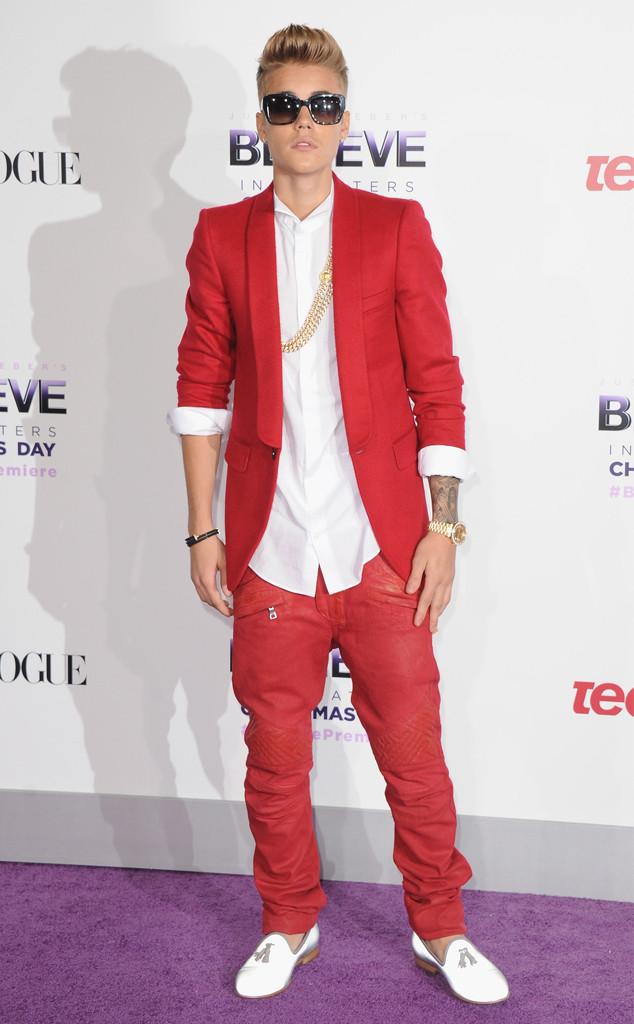 ESC: Justin Bieber, Style Evolution