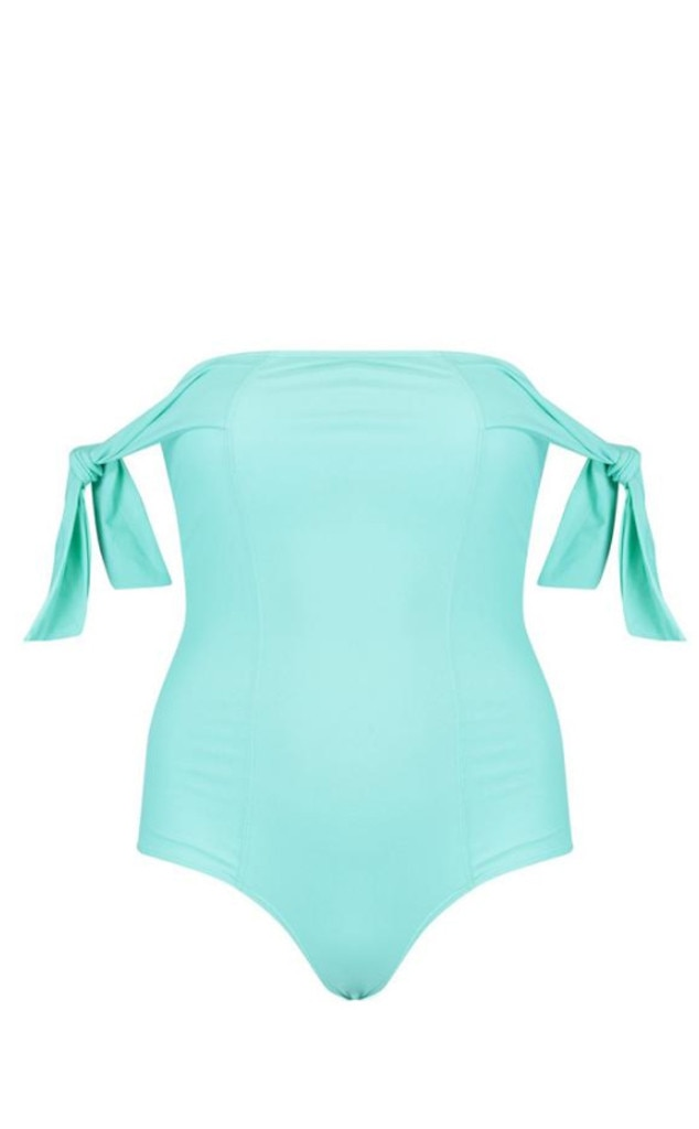 654c609b61c Deep Plunge Swimsuit from Summer Swimsuits Under $50 | E! News