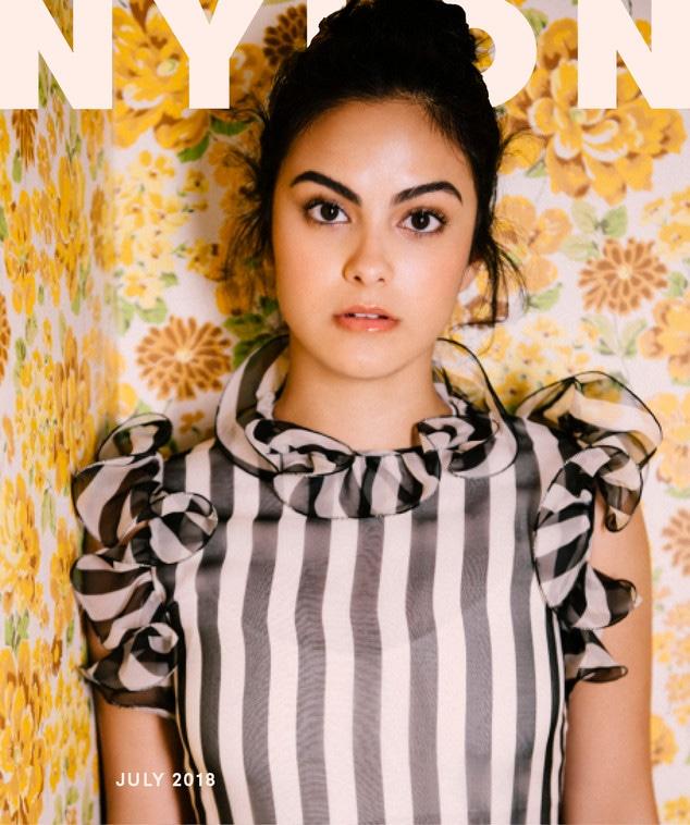 Camila Mendes, Nylon Magazine