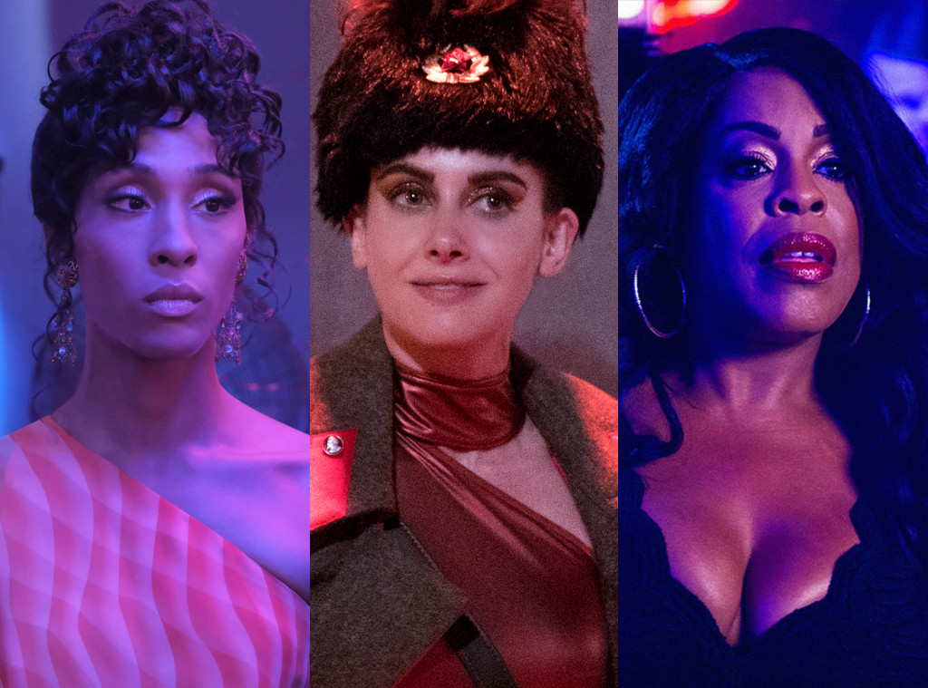 Mj Rodriguez, Pose, Alison Brie, GLOW, Niecy Nash, Claws