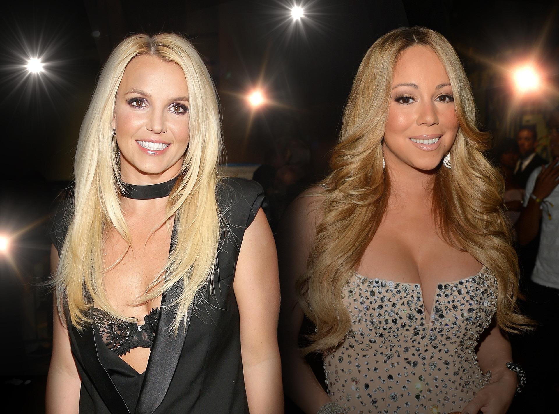 Britney Spears, Mariah Carey, Pop Diva Poll