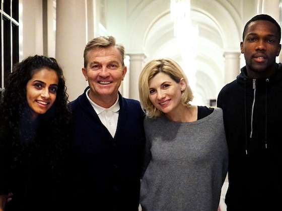 <i>Doctor Who</i> Star Jodie Whittaker on Her Casting: &quot;It's 2018, It's the Right Time&quot;