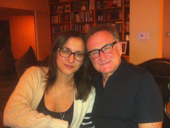 Zelda Williams Honors Late Dad Robin Williams on His Birthday