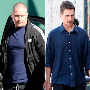 Christian Bale, Before and After