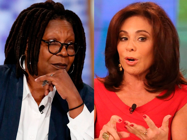 Whoopi Goldberg and Jeanine Pirro Had an Even Nastier Confrontation After <i>The View</i>