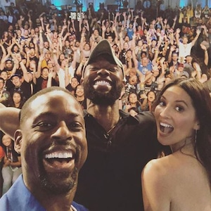 Olivia Munn, Sterling K. Brown, Trevante Rhodes