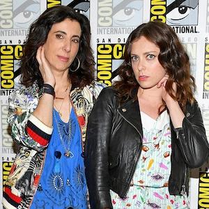 2018 Comic-Con, Aline Brosh McKenna, Rachel Bloom