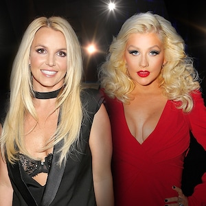 Britney Spears, Christina Aguilera, Pop Diva Poll