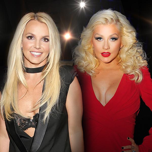 Britney Spears, Christina Aguilera, Pop Diva Poll