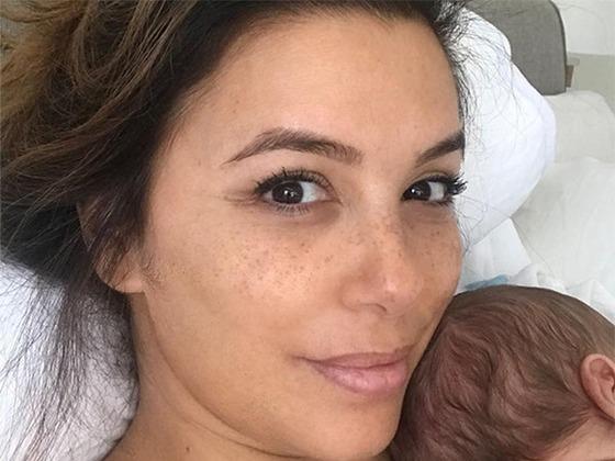 How Eva Longoria Is Adjusting to Life as a New Mom