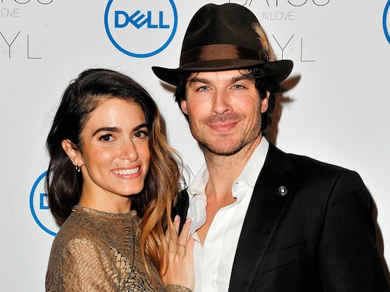 Here's Why Ian Somerhalder and Nikki Reed Are Relationship Goals