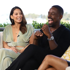 2018 Comic-Con, Predator, Sterling K. Brown, Olivia Munn