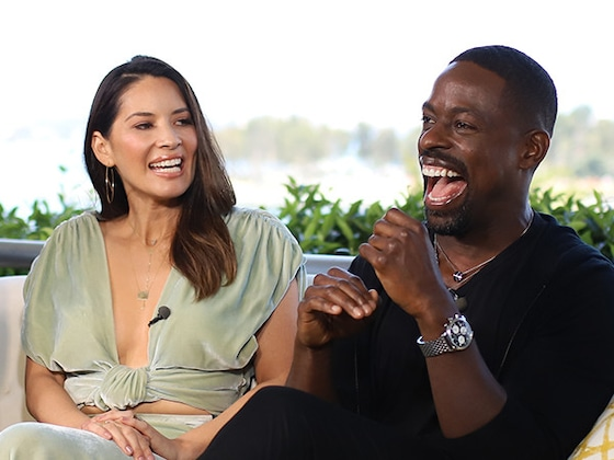 Comic-Con 2018: Sterling K. Brown, Olivia Munn and More Stars Get Candid in These E! News Photos