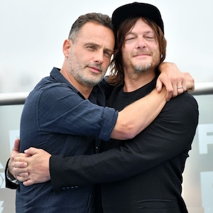 Andrew Lincoln, Norman Reedus, Comic-Con 2018