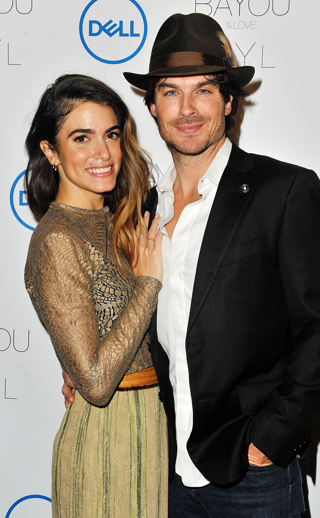 Inside Nikki Reed Ian Somerhalder S First Year With Daughter Bodhi E Online