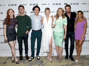 Riverdale, Madelaine Petsch, Cole Sprouse, Lili Reinhart, Madchen Amick, Skeet Ulrich, Comic-Con 2018