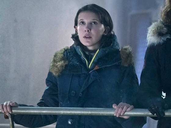 Millie Bobby Brown Comes Face to Face With New Creatures in <i>Godzilla: King of the Monsters</i> Trailer