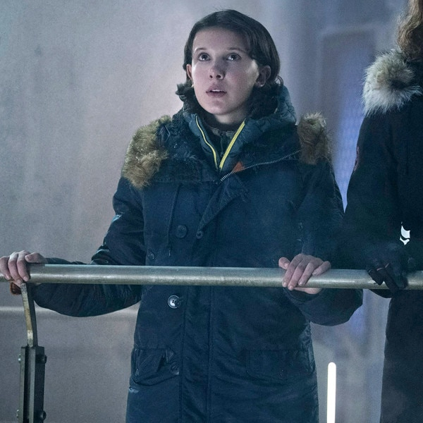 Millie Bobby Brown Comes Face to Face With New Creatures in Godzilla: King of the Monsters Trailer
