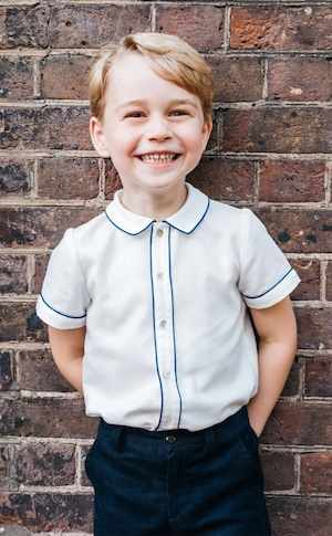 Prince George, 5th birthday