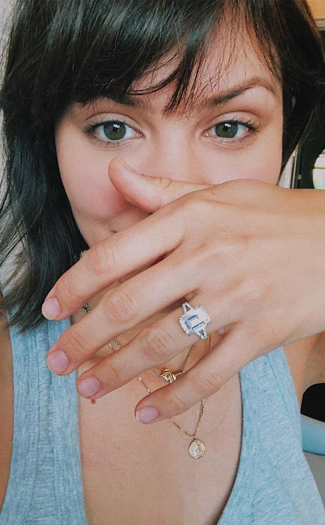 Katharine McPhee, Instagram