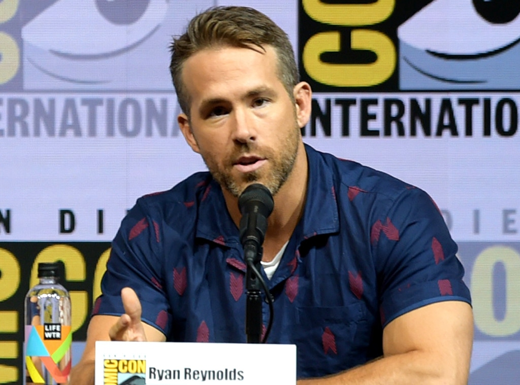 Ryan Reynolds, Comic-Con 2018