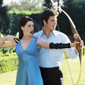 Anne Hathaway, Chris Pine, The Princess Diaries 2