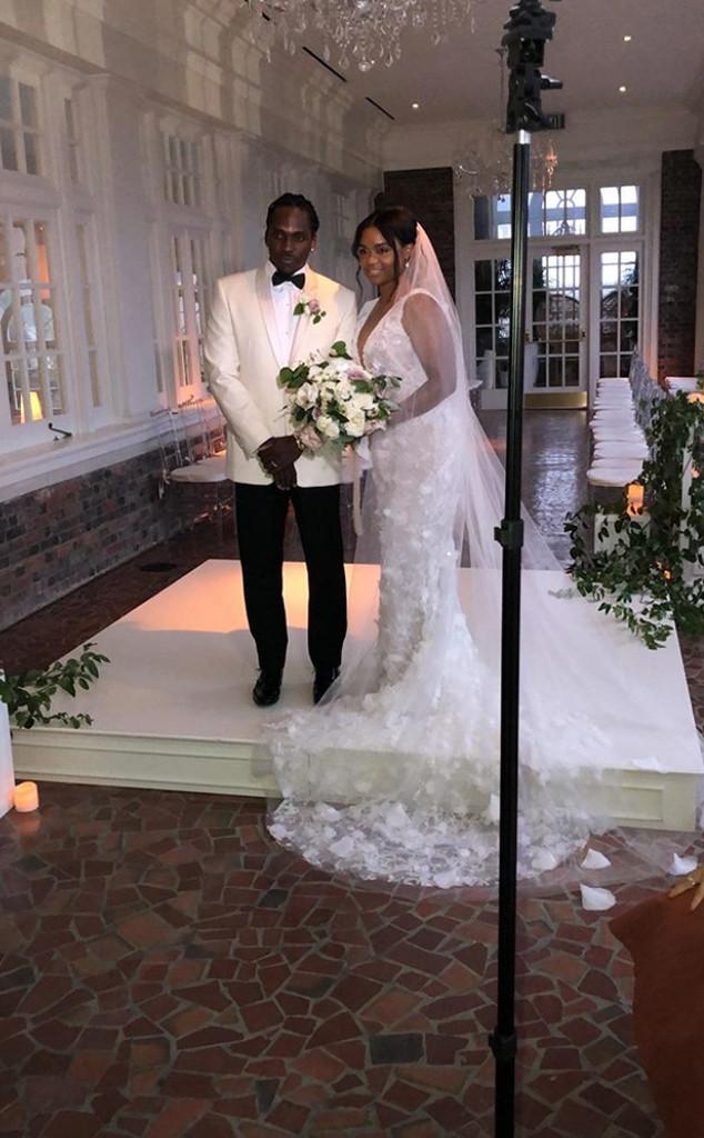 Pusha T, Virginia Williams, Wedding
