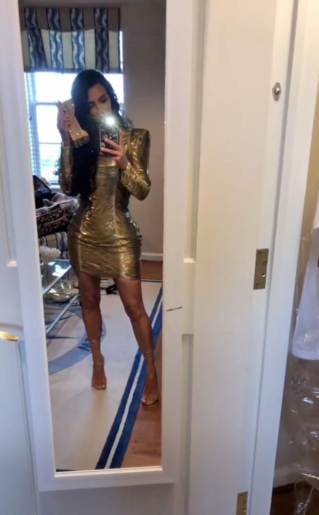 Kim Kardashian, Pusha T, Virginia Williams, Wedding
