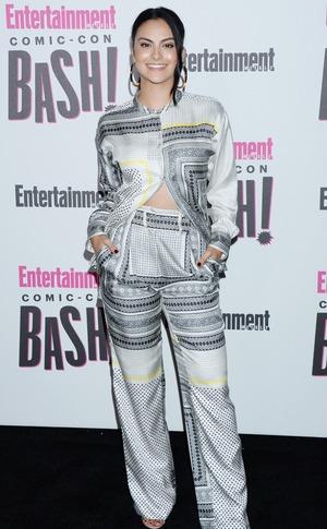 Camila Mendes, 2018 Comic-Con