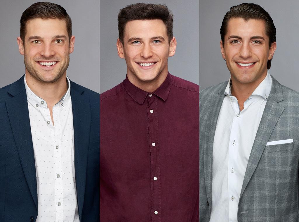 The Bachelorette, Jason, Blake, Garrett