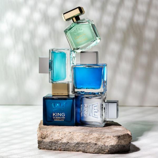 Antonio Banderas, perfumes