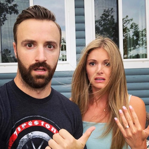 James Hinchcliffe, Becky Dalton, Engagements