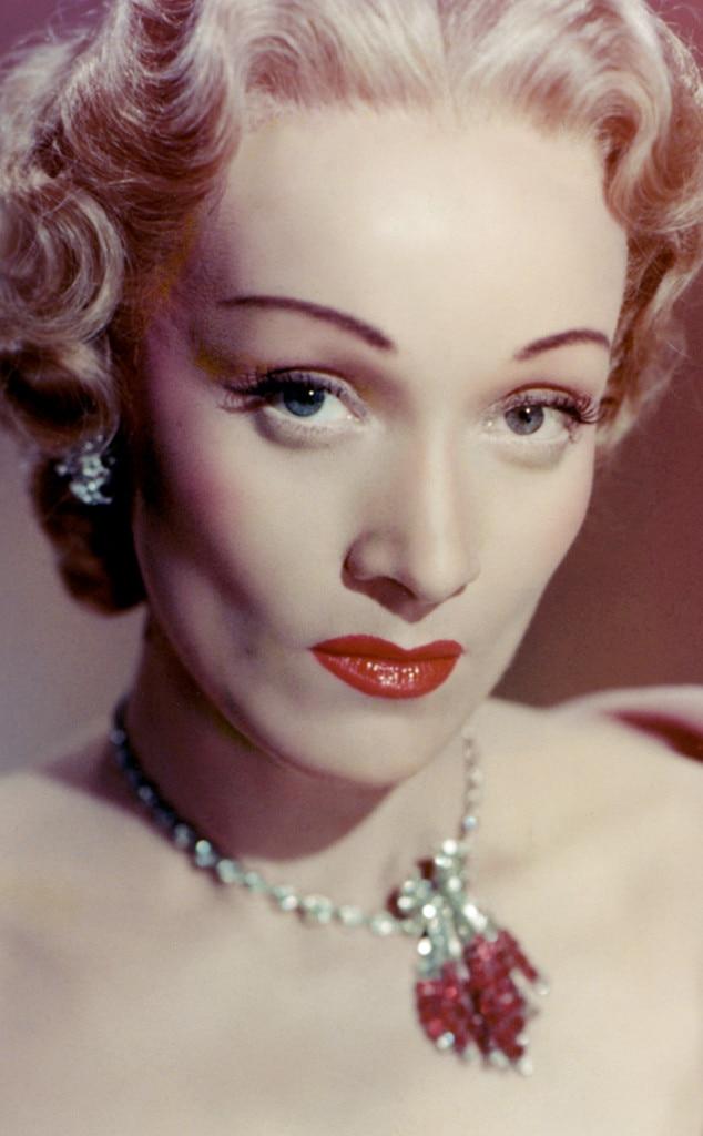 ESC: Marlene Dietrich