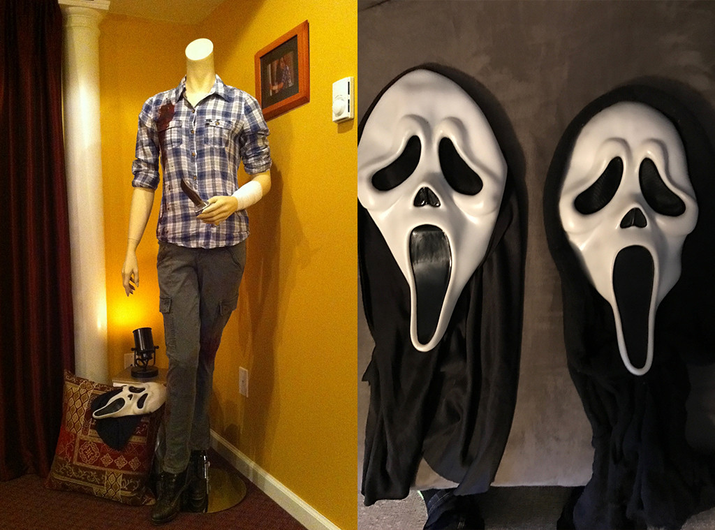 Scream Movie House