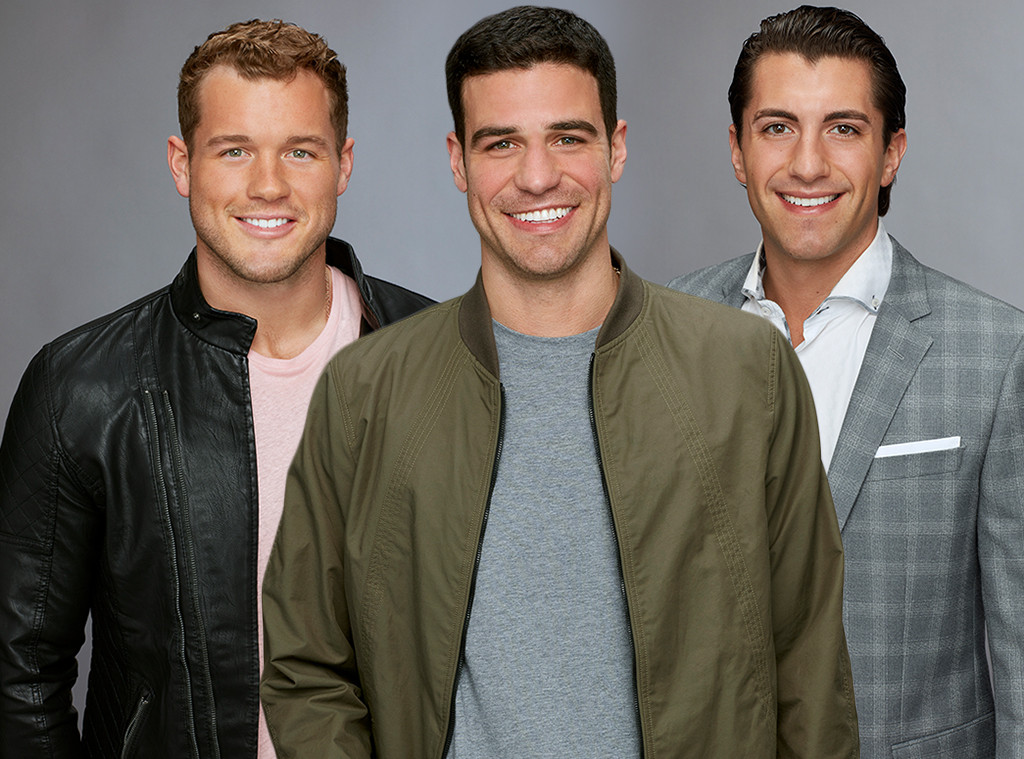 The Next Bachelor, Colton, Joe, Jason