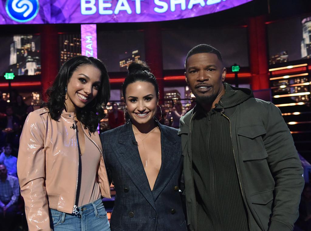 Demi Lovato, Beat Shazam