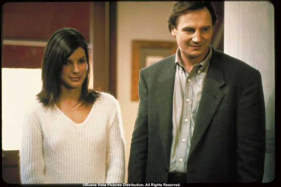 Gun Shy, Sandra Bullock, Liam Neeson
