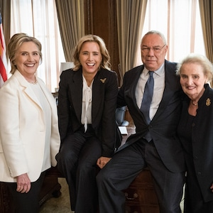 Madam Secretary, Tea Leoni, Hillary Clinton, Madeline Albright, Colin Powell