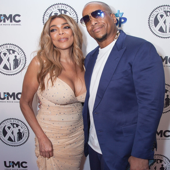 534f78eb638d Wendy Williams Seen With Her Husband After His Alleged Mistress Gives Birth