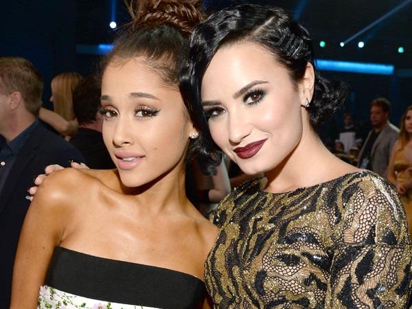Inside Demi Lovato and Ariana Grande's Super Supportive Friendship