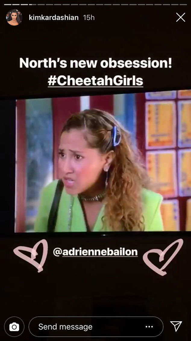 Adrienne Bailon, Cheetah Girls