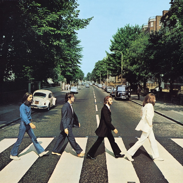 Abbey Road Album, The Beatles